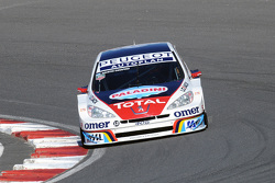 Agustín Canapino, Team Peugeot Total Argentina