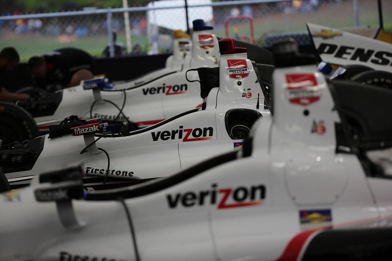 Team Penske, Chevrolet