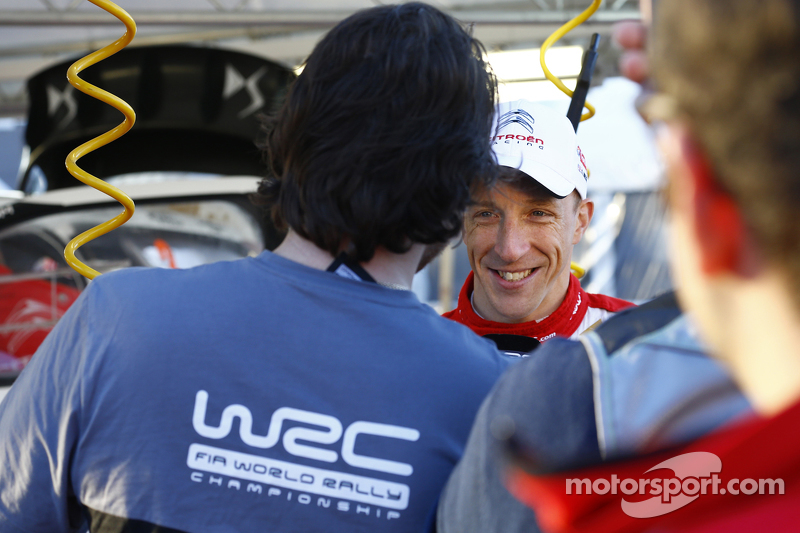 1. Kris Meeke, Citroën World Rally Team