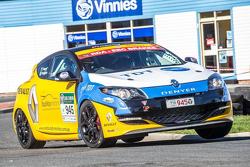 Grant Denyer und Alex Gelsomino, Renault Megane