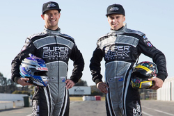 Ant Pederson and Andre Heimgartner, Super Black Racing