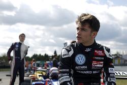 Charles Leclerc, Van Amersfoort Racing, Dallara F313