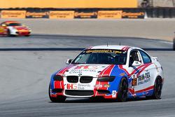#46 Fall-Line Motorsports,宝马M3: Trent Hindman, John Edwards