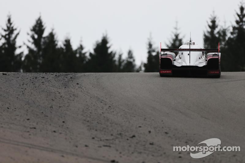 #9 奥迪运动车队,奥迪R18 e-tron quattro Filipe Albuquerque, Marco Bonanomi, René Rast