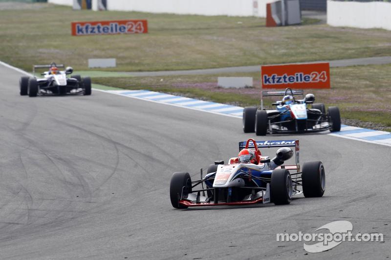 П'єтро Фіттіпальді, Fortec Motorsports Dallara F312 Mercedes-Benz