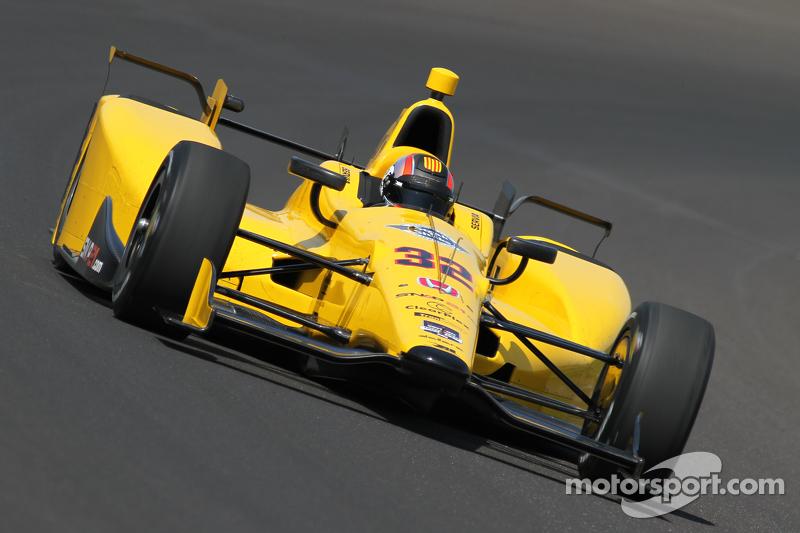 Оріол Сервія, Rahal Letterman Lanigan Racing Honda