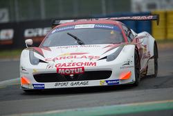 #9 Sport Garage Ferrari 458 Italia : Maxime Pialat, Nicolas Tardiff, Soheil Ayari