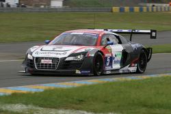 #5 Sébastien Loeb Racing Audi R8 LMS Ultra : Christophe Hamon, Christian Bottemanne, Lonni Martens