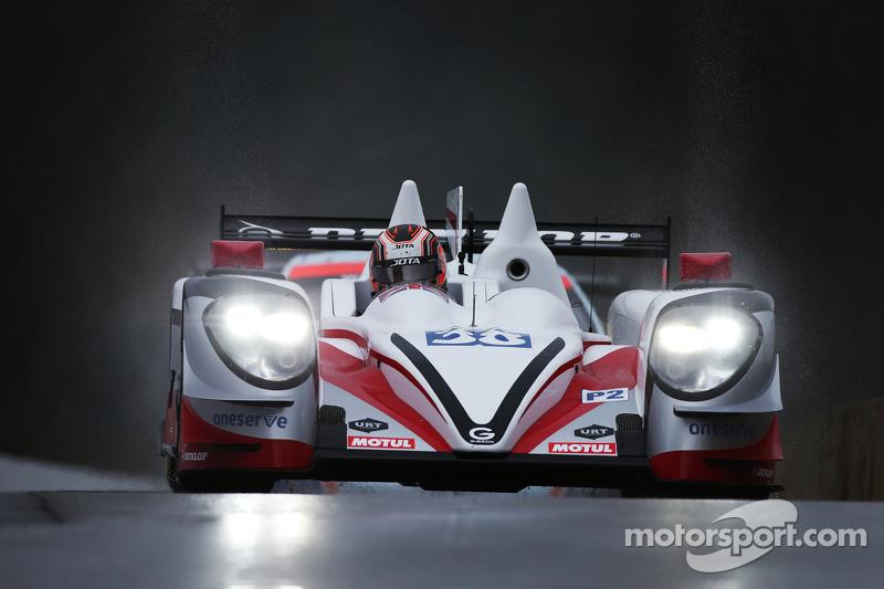 #38 Jota Sport Zytek Z11SN Nissan Simon Dolan, Harry Tincknell, Mitch Evans