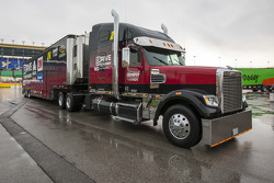 Truck von Jeff Gordon, Hendrick Motorsports, Chevrolet