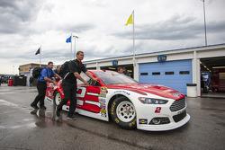 Das Auto von Brad Keselowski, Team Penske, Ford