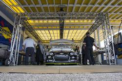 Das Auto von Justin Allgaier, HSCott Motorsports, Chevrolet