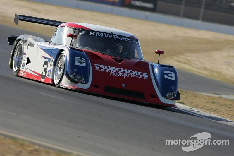 #3 Southard Motorsports BMW Riley: Shane Lewis, Craig Stanton