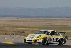 #80 Shoes for Crews/ Synergy Racing Porsche GT3 Cup: Leh Keen, David Murry