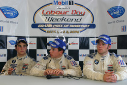 Adrien Herberts, Matt Lee and Reed Stevens