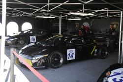 Reiter Engeneering Lamborghini Gallardo GT3