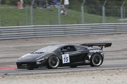 #15 Reiter Engineering Lamborghini Gallardo GT3: Jaromir Jirik, Hans Knaus