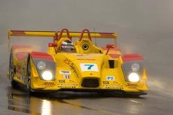 #7 Penske Motorsports Porsche RS Spyder : Lucas Luhr, Romain Dumas