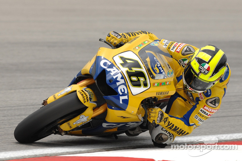 2006: Valentino Rossi (Yamaha YZR-M1)