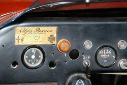 Alfa Romeo dash