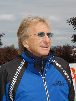 Derek Bell the man of the weekend