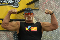Hulk Hogan is the Grand Marshall for the race