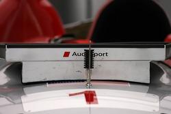 Detail of the Audi Sport North America Audi R10 TDI Power