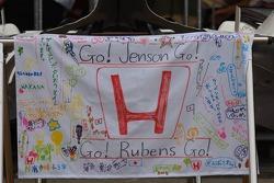 Jenson Button fan club
