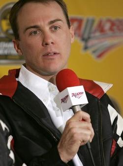 Richard Childress Racing Shell sponsorship press conference: Kevin Harvick