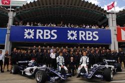 Williams F1 Team photoshoot
