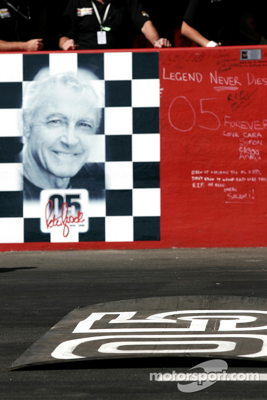 Peter Brock Tribute
