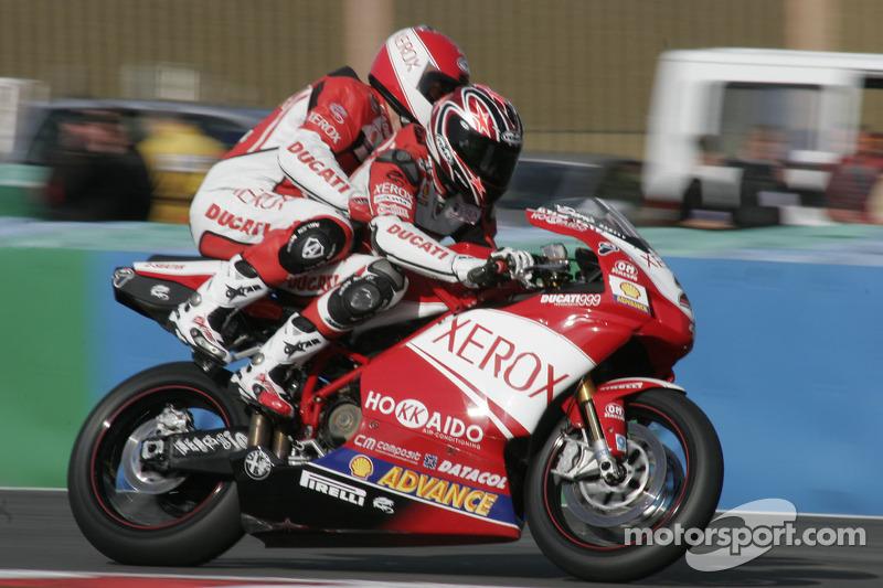 Ducati Twin Seater