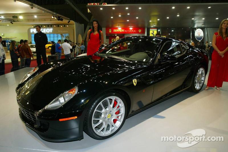 Sao Paulo Motorshow : Ferrari 599 GTB