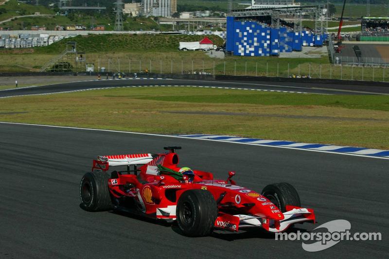 2006 - Феліпе Масса, Ferrari