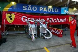 Michael Schumacher banner