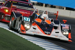 #37 Intersport Racing Lola B05/40 AER: Clint Field, Liz Halliday, Jon Field
