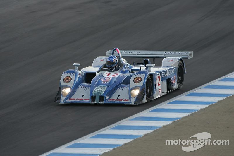 Lola EX257 AER n°12 du Autocon Motorsports : Michael Lewis, Bryan Willman, John Graham