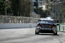 Friday V8 Supercar practice