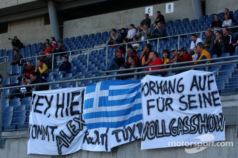 Fans d'Alexandros Margaritis