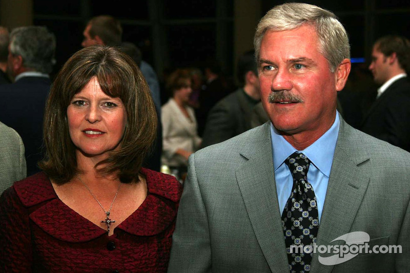Kim et Terry Labonte