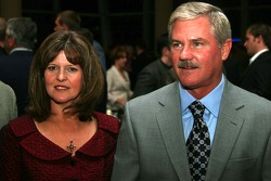 Kim and Terry Labonte