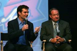 Jeff Gordon and Ken Schrader