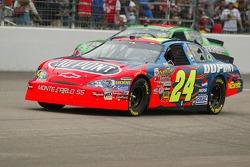 Pace laps: Jeff Gordon