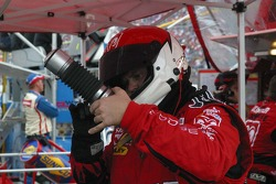 Filler nozzles must be attached after each Pitstop
