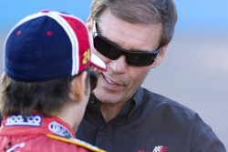 Jeff Gordon and Ray Evernham