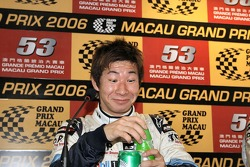 Press conference: Kamui Kobayashi