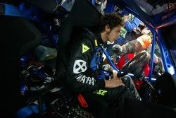 Valentino Rossi, Carlo Cassina, Subaru Impreza WRC