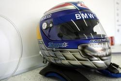 Helmet of Alex Zanardi