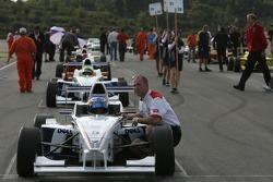 Starting grid: Nick de Bruijn