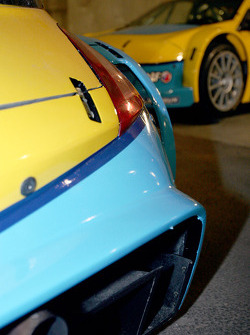 Detail of a Renault Mégane Trophy